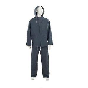 Veste + pantalon imperméable spécial pluie  taille XXL 138cm 987483