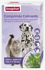 Comprimés calmants chien et chat