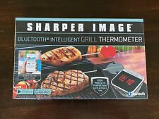 Sharper Image Bluetooth Intelligent Grill Thermometer New and Sealed