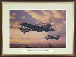 """""""Hurricane Mk11C Night Fighters"""" by Barry Price - NGN35"""