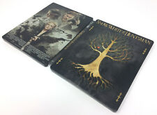 Snow White & the Huntsman Best Buy USA Blu ray + DVD Steelbook LIKE NEW MINT