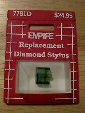Empire Scientific Stylus 7781D, N320D, N330D, C320M, C330M