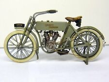 Cix Models 1/35 Harley-Davidson Model 5-D Twin 1909 Motorcycle (w/Decal) CIXM003