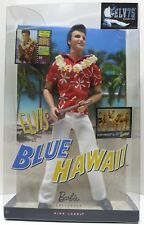 "Elvis Presley ""In Blue Hawaii"" Barbie Collector's Edition Gift Set Very Rare!"
