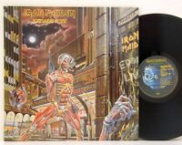 Iron Maiden          Somewhere in time        OIS         NM # V