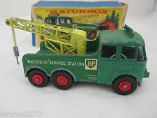 Matchbox  K-12  Foden Heavy Breakdown/Wreck Truck Boxed