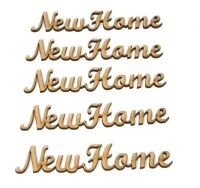 New home Wording, New home gift idea's, Gift for New home, wooden mdf craft