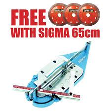 SIGMA TILE CUTTER Model ART 3B4 -  67cm (Genuine Italian) - Special Offer!!