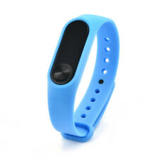 M2 Bluetooth Fit Smart Sports Bit Pedometer Watch Band for Android iPhone Blue