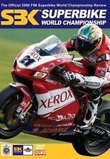WORLD SUPERBIKE REVIEW 2006 DVD. 240 Mins. Stereo. JAMES TOSELAND. DUKE 1818NV