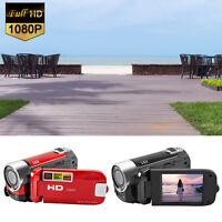 Ultra HD Video Camera Camcorder 1080P Vlogging Camera YouTube Digital Record