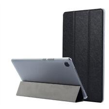 8,4 Zoll Huawei MediaPad M5 Tablet Hülle Tasche Schutzhülle Etui Klar Schwarz