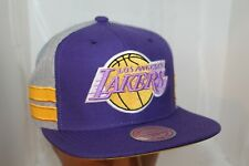 Los Angeles Lakers Mitchell & Ness NBA New Classic Snapback,Hat,Cap     $ 36 NEW