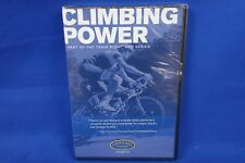 NEW CTS Carmichael Training Systems DVD - CLIMBING POWER - Train Right