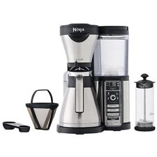 Ninja CF086 Coffee Bar Brewer with Stainless Steel Carafe & Auto-IQ Intelligence