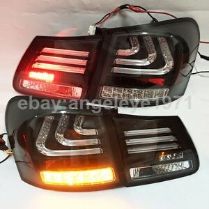 2006-2011 year For Lexus GS300 GS350 GS430 GS450 LED Back Lights Black housing