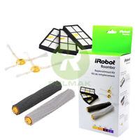 Kit de repuestos filtros y cepillos iRobot Roomba 8xx/9xx