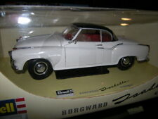 1:18 Revell Borgward Isabella Coupe white/weiss in OVP