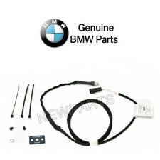 For BMW E46 3 5 Series Auxiliary Input Cable Kit For Cars w/ Navigation Genuine