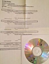 RADIO SHOW: IN THE STUDIO 9/20/04 KANSAS w/KERRY LIVGREN, PHIL EHART,STEVE WALSH