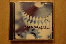 Alfonzetti - Machine - CD - NEU und OVP