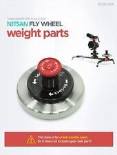 Konova Nitsan Fly Wheel Weight Part Only Camera Stabilization