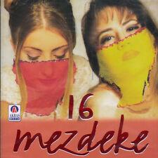 MEZDEKE 16 - MEZDEKE SÖZLÜ POP ARABIC BAUCHTANZ