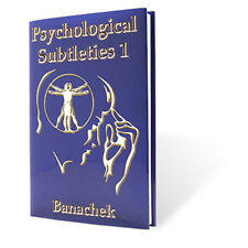 Psychological Subtleties 1 (Ps1) by Banachek from Murphy's Magic