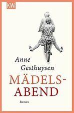 Mädelsabend: Roman von Gesthuysen, Anne   Buch   Zustand sehr gut