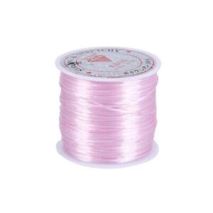 60M Crystal Elastic Beading Cord String Thread DIY Bracelet Jewelry Findi al IS