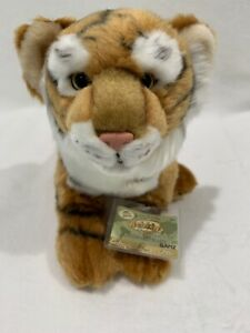 Webkinz Signature Endangered Bengal Tiger NWT sealed code tag + Trading Cards