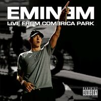 EMINEM - LIVE FROM COMERICA PARK 2 CD NEW