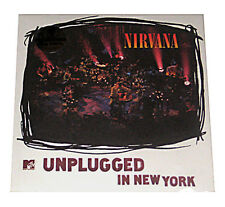"NIRVANA - MTV UNPLUGGED IN NEW YORK - 12"" VINYL LP / 180 GRAM / NY"