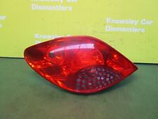 PEUGEOT 207 MK1  (06-12) SPORT NSR PASSENGER REAR LIGHT