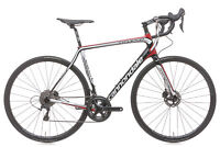 2015 Cannondale Synapse Carbon Hi-MOD Disc Ultegra Road Bike 56cm Large 11 Speed