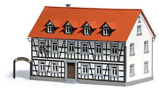 Busch 1533 Brauhaus Zwingenberg (Hess. Bergstraße) Echt Holz NEU/OVP