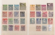 STAMPS LOT GERMANY OCCUPATION  USED (L32894)