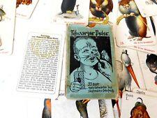 Schwarzer Peter Kartenspiel 1920 Otto Pech PIX Altenburger Kartenspiele L/0982