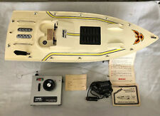 Latrax Radio Controlled Vintage Professional Racing Boat Remote LTX-31 RC Yellow