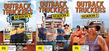 Outback Truckers Series Seasons 1 2 3 : NEW DVD