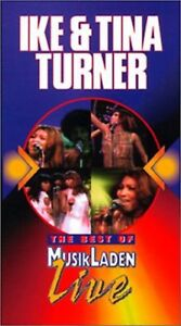The Best of MusikLaden Live - Ike & Tina Turner RARE 1970s VHS soul music videos