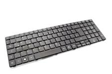 Tastatur black in DEUTSCH für ACER Aspire 7750G
