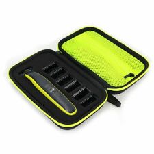 Shaver Pouch Travel Organizer Carrying Bag to Philips Norelco One Blade Trimmer