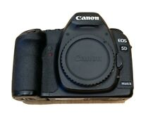 Body Only - Canon EOS 5D Mark ll Excellent Working Condition 21.1 Mp