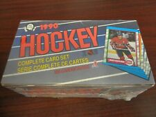 1989-90 O-Pee-Chee Hockey Factory SEALED Complete Set-Joe Sakic RC!!