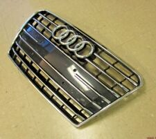 12 13 14 15 AUDI A7 RADIATOR Center GRILLE GRILL WITH SENSORS 4G8 853 651 OEM