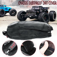 For HR Racing Arrma Outcast BLX Monster Truck Chassis Guard Dust Dirt Cover  *#