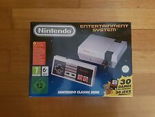 Nintendo NES Mini Classic Console Entertainment System Region Free New & sealed