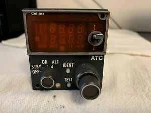 Collins CTL-92 ATC Transponder PN: 622-6523-208
