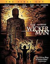 THE WICKER MAN (Edward Woodward) - BLU RAY - Region A - Sealed